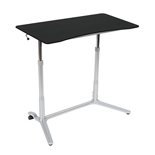 Calico Designs 51230 Sierra Height Adjustable Desk, (Desk Height Computer Table)