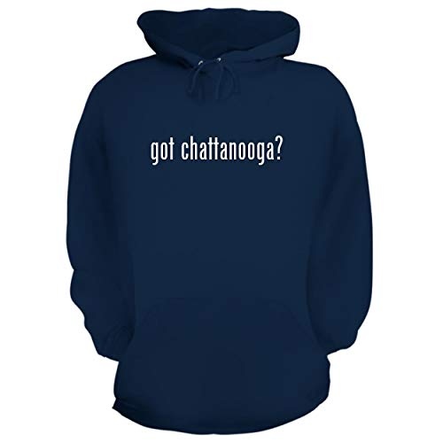 got Chattanooga? - Graphic Hoodie Sweatshirt, Navy, X-Large
