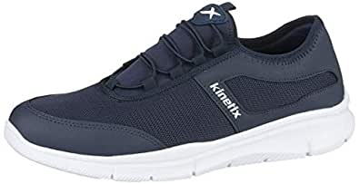 Kinetix Erkek Zeplin Yol Koşu Ayakkabısı 100373697,Lacivert,40
