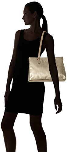 Tamaris y bolsos de Shoulderbag Mujer Gold Comb hombro Nadine Shoppers Dorado fnggrAB