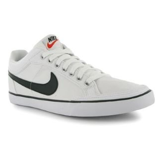 nike mens capri trainers white