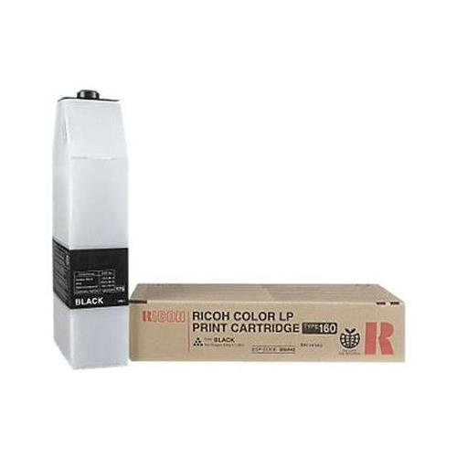 Price comparison product image Ricoh 888442 OEM Toner - Gestetner C7528 Ricoh Aficio CL7200 7300 Black Toner (24000 Yield) (Type 160)