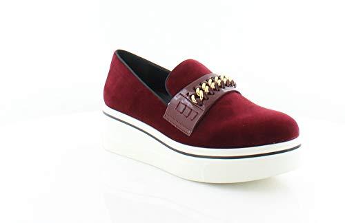Stella McCartney Binx Women's Fashion Sneakers Raspberry/Bordx/Black Size 10 M (Stella Mccartney Sonnenbrille)