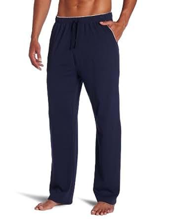 Nautica Men's Knit Pant, Maritime Navy, Small