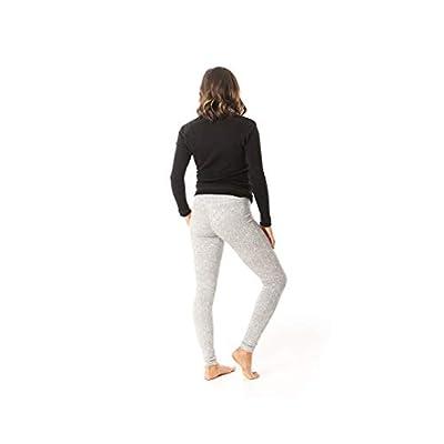 Smartwool Women's Baselayer Bottom - Merino 250 Wool Pattern Performance Pants: Sports & Outdoors