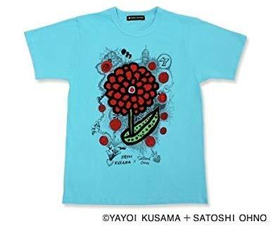 24時間テレビ 2013 チャリティーTシャツ 水色 Lサイズ 嵐 大野智 チャリT グッズ   B00DFZ5E9Y