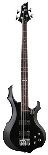 ESP LTD Standard F104 Electric Bass Guitar, (Esp Electric Bass Guitars)