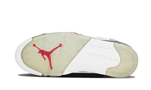 Nike Herren NIKE JORDAN CMFT AIR MAX 10 TRAININGSSCHUHE Weiß / Varsity Rot-Mitte Marine