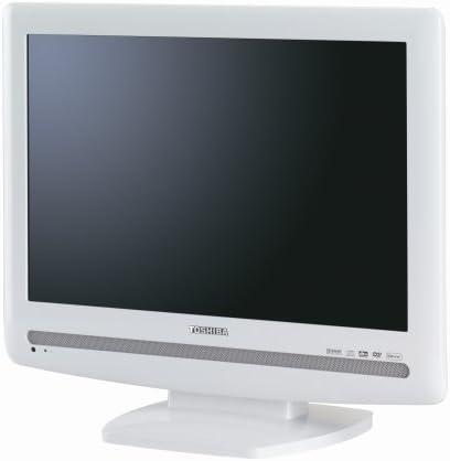 Toshiba 19AV501U - Televisión, Pantalla LCD 19 pulgadas- Blanco: Amazon.es: Electrónica