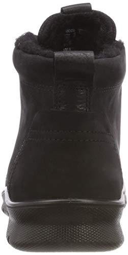 Bottines Babett Schwarz Boot 12001 Ecco Black Femme qExgIUwd