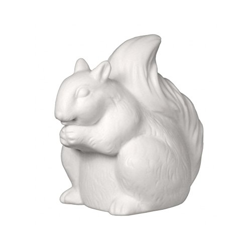 Streamline Squirrel Nightlight, 3.5