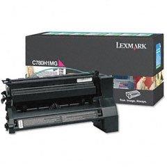 LEXC780H1MG - Lexmark C780H1MG High-Yield Toner