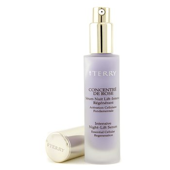 By Terry - Concentre De Rose Intensive Night-Lift Serum - 30ml/1.01oz I Love& Coconut & Cream Shower Smoothie, 6.8 fl oz