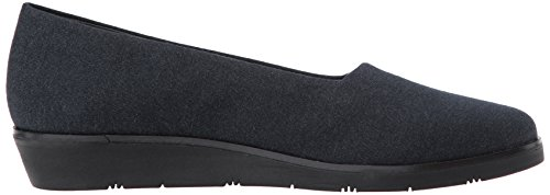 Flacher für Stoff Damen Denim Aerosoles Sw1dggq