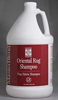 MasterBlend   Oriental Rug Shampoo   Fine Fabric Shampoo   Concentrate   1  Gallon   120206