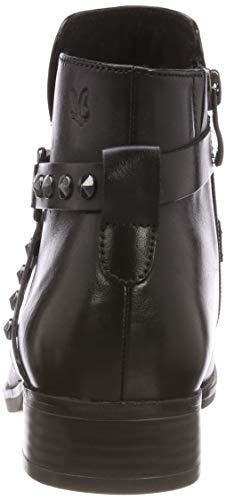 9 Nappa Black Femme 9 Botines 21 022 Noir 25318 22 Caprice zn5xSpqS