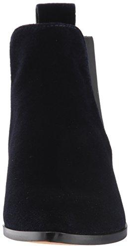 Ankle Velvet Macie Vita Women's Navy Dolce Boot CF7qt