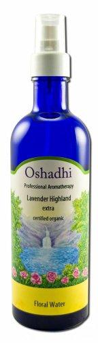Oshadhi Hydrosols Lavender Highland, Organic 200 mL