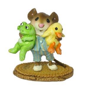 Wee Forest Folk Pond Pals Figurine -