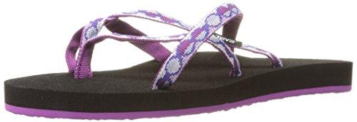 Teva Zaro Tongs W's Olowahu Femme Purple wqrZP6wF