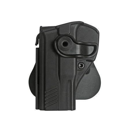 - Left hand holster for Taurus 24/7 G2 Pistols Retention Roto Holster and a genuine IGWS's firing range earplugs kit.