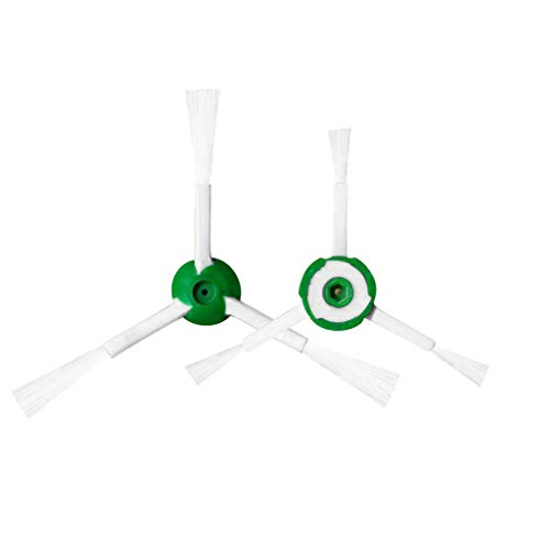 Price comparison product image Replenishment Accessory Kit for iRobot Roomba i7 i7+ / i7 Plus E5 E6 E7 Vacuum Cleaner,  Includes High-Efficiency Hepa Filters and Bristle Brush (Replacement Parts I)