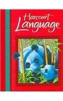 Harcourt School Publishers Language: Student Edition Grade 3 2002