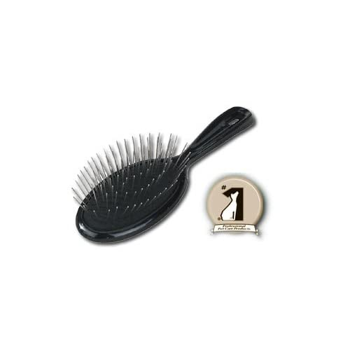cheap #1 All Systems Ultimate Pin Brush Large Black plastic