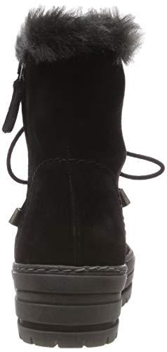Noir 26084 black Femme 31 1 Tamaris Botines wvq6Ap6gP