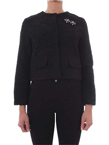 Negro Poliamida Pj6252430black Milano Guttha Chaqueta Mujer 1wgxt4S