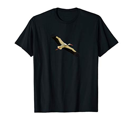 Adebar Bird Nature Stork With Rattle Wader Bringer Of Bless