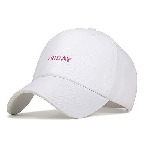 Women's Baseball Men Adjustable Cap Casual Leisure Hip-Hop Hat Unisex Fashion Sport Dad Hat Bone,B ()