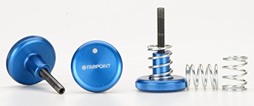 "Price comparison product image Farpoint Knob & Spring Kit for 12"" Zhumell Z12,  FZ322"