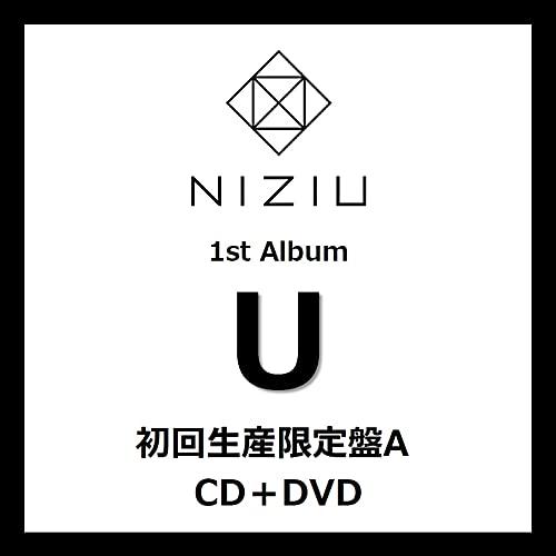 [2021년 11월 24일 발매 예정] 니쥬 NIZIU - U (첫 생산 한정반A) (오리지날・메가 자케(전9종 중1종을 랜덤)