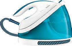 Philips GC7035/20 PerfectCare Viva Steam Generator Iron, 1.7 Litre, 5 Bar, Blue