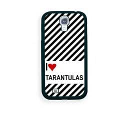 Love Heart Tarantulas Samsung Galaxy S4 I9500 Case - Fits Samsung Galaxy S4 I9500