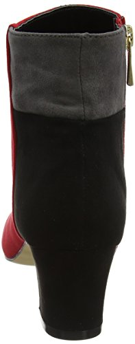 Stiefel Clara Red Micro Micro Multi Rot Damen Lotus Red EP7Wwgqz