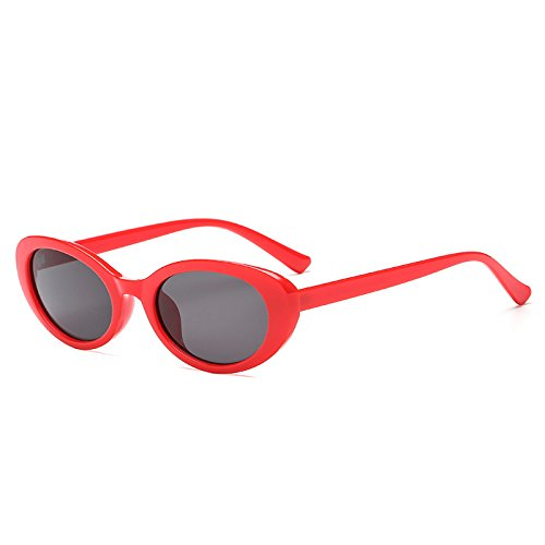 sol Packers Gafas Film de Gray Back Red para mujer Box dtPq6vxw