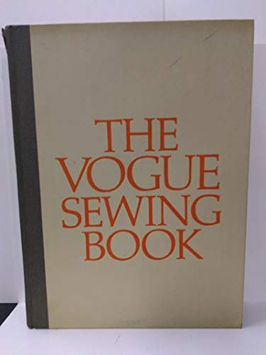 - The Vogue Sewing Book Hardcover 1975