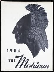 Amazon.com: (Custom Reprint) Yearbook: 1954 Mohawk High ...