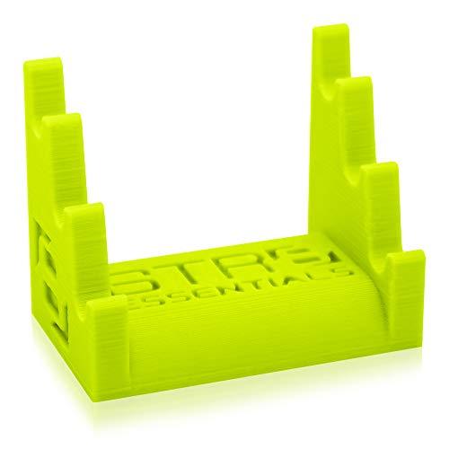 STR8 Brand STR8 Essentials 3 Tier Dabber Stand (Nuclear Yellow)