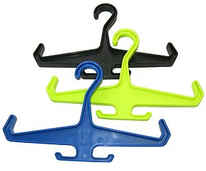 BC BCD & Regulator Durable Super Hanger Scuba Dive Diving Gear buoyancy compensators, Blue