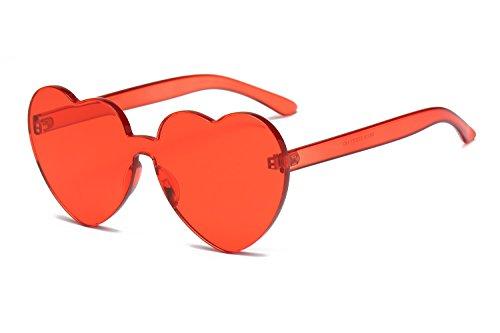 Forma de Estados Love y Sol Europa Gafas Siameses Jelly 6 Gafas Color Mujeres Corazón YANJING en Unidos los Gafas Corazón de Trend Sol Color 6 de YqvntZw