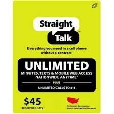 Straight Talk Sim Card Bundle (Byop)