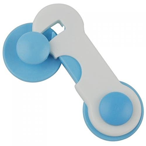 143 opinioni per PIXNOR 10pcs Armadio Cabinet Door cassetto serratura di sicurezza Fermo