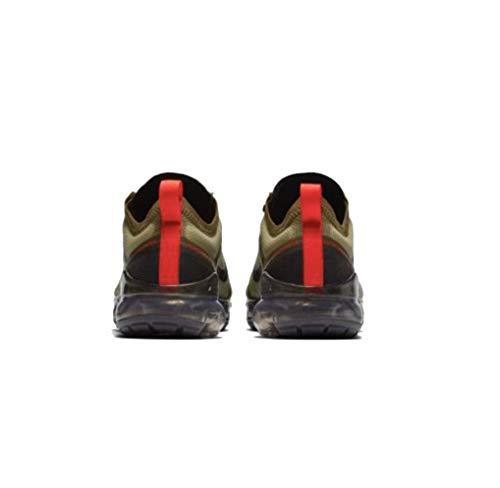 Multicolore Da Scarpe olive Olive 2019 Leggera Vapormax Uomo black Air Flak 301 medium Atletica Nike IqF8w