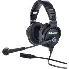 [해외]클리어 컴 CC-400-X4 4핀 여성 XLR 바이 클리어 컴이 있는 더블 이어 헤드셋 / Clear-Com CC-400-X4 Double-Ear Headset with 4-pin Female XLR-by-Clear-Com