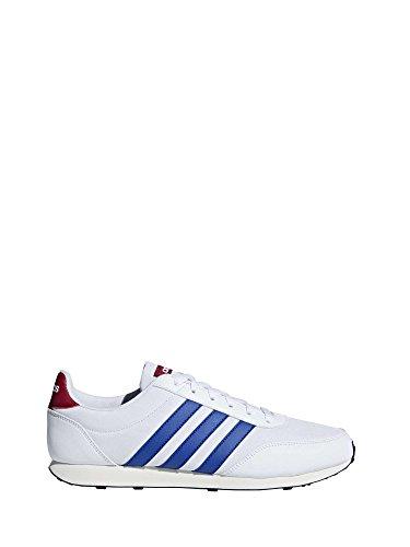 Adidas V Racer 20 - Db1448 Hvid-blå QnhqvS