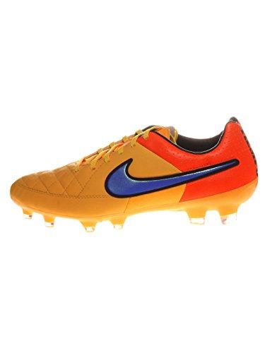 Nike Tiempo Legacy FG fussballschuhe cartuccia orange-persian violet-total Orange-volt–40,5