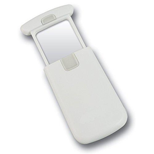 Reizen 3X LED Lighted Sliding Pocket -